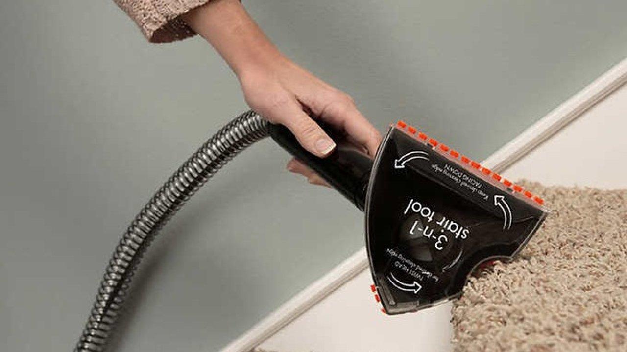 家居清洁神器之地毯清洁机