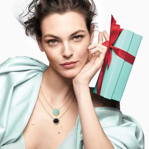 低至7折+至高减$50独家:Tiffany & Co 首饰专场,18K 玫瑰金镶钻手链$700+