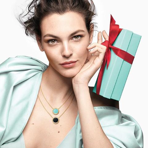 4.7折起+至高减$100独家:Tiffany&Co. 首饰专场特卖,18K金纯银手链$349