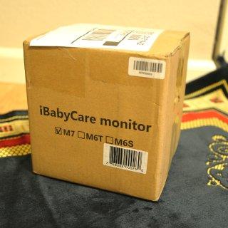 """爱上呆萌的""""天使之眼"""" iBaby M7婴儿智能陪护机器人"""