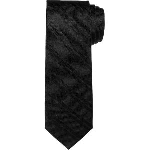 Buy 1 Get 2 Free of equal or less price1905 Collection Tonal Stripe Tie - 1905 Ties | Jos A Bank