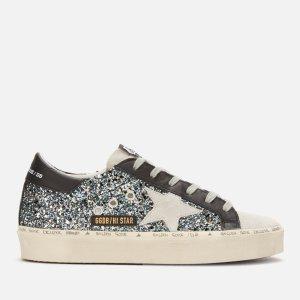 Golden Goose Deluxe Brand亮晶晶小脏鞋