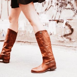 One Day only! Up to 60% off@ FRYE