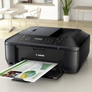 $39.92(原价$79.97)Canon佳能 PIXMA MX532 无线喷墨打印扫描一体机