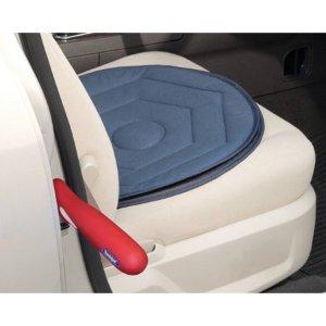 $49 (原价$79)腿脚不便人士乘车必备 旋转坐垫+可拆卸车门扶手
