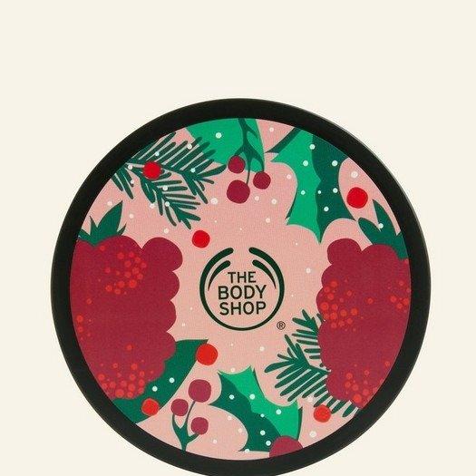 树莓身体乳