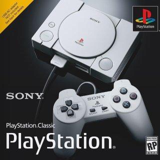 $35.99 (原价$99.99)PlayStation Classic 官方复刻版PS1游戏主机