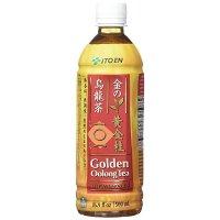 ITOEN 无糖黄金乌龙茶 500ml 12瓶