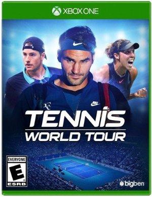 $59.99预告:《网球世界巡回赛》网球界的史诗级作品 - Xbox/PS4