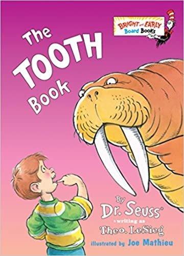 The Tooth Book 牙齿的故事