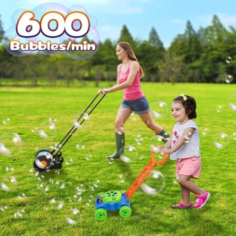 MOZOOSON Bubble Mower for Toddlers