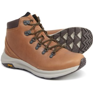 Boots - Leather (For Men)