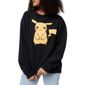 Levi's第2件5折® x Pokemon套头衫
