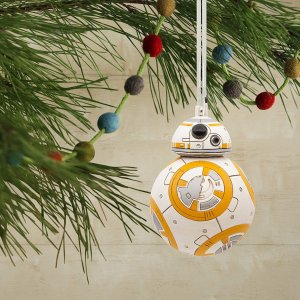 $4.99Hallmark 圣诞树挂件 星战BB-8