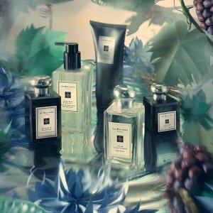 9折+满送香水套装Jo Malone London 香氛热卖 收超美秘境花园