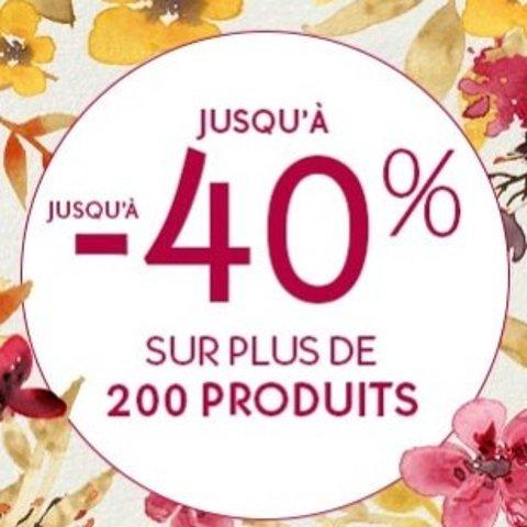 低至6折 新品礼盒也参加Yves rocher官网 精选产品大促 全站200多件产品参与