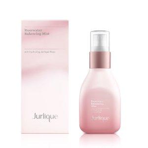 Jurlique玫瑰平衡喷雾