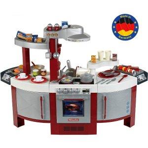 售价€96.59 包邮到家Theo Klein 9125 Miele厨房仿真玩具套组 高端过家家神器
