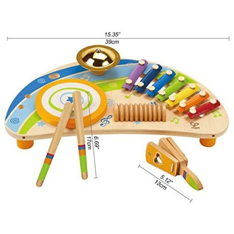 Award Winning Mighty Mini Band Wooden Percussion Instrument