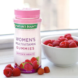 $4.48Nature's Bounty Optimal Solutions Women's Multivitamin, 80 Gummies