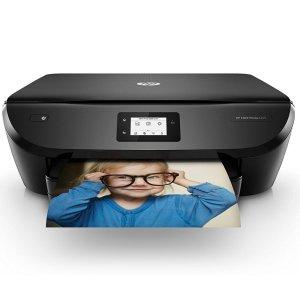 $59.99 (原价$159.99)史低价:HP ENVY 6255 无线喷墨多功能打印机