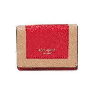 Kate Spade New York折叠钱包