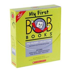 First Bob Books: Pre-Reader Collection