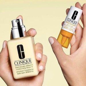黄油、隔离、清洁面膜到底值不值Clinique 倩碧明星产品大测评 三种肤质给你全面参考