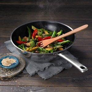 28cm炒锅€49 原价€79Silit 喜力特厨具大集合 收炒锅、砧板、高压锅、专业清洁剂等