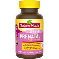 Nature Made 孕期维生素+DHA
