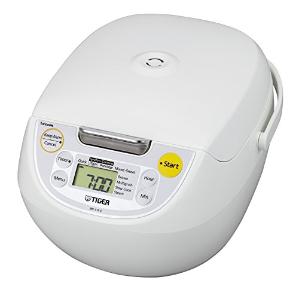 $149.98 (原价$169.99)Tiger 虎牌 JBV-S18U 10杯量微电脑 4合1多功能电饭煲