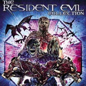 $29Resident Evil 6 Movie Blu-ray Gift Set