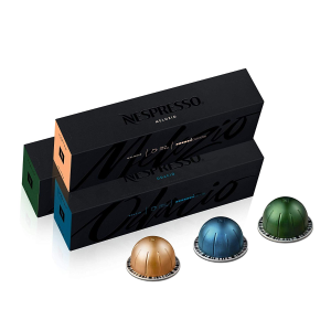 $33Nespresso VertuoLine Capsules, Best Seller Assortment Nespresso Pods, Brews 7.8 oz Nespresso Coffee