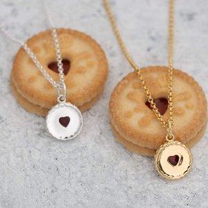 新款9.5折上新:Lily Charmed 小众首饰上新 可爱的甜甜圈、曲奇、下午茶元素