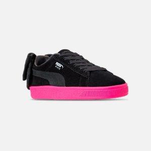 女款蝴蝶结鞋