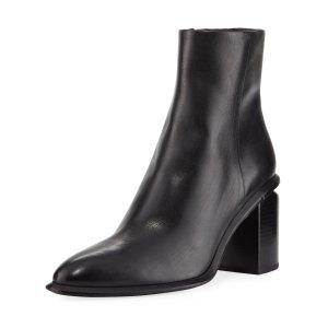 Anna 断跟靴