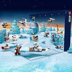 LEGO 75307 星球大战圣诞日历