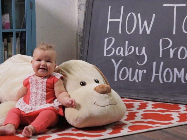 手把手教你打造一个孩子安全的家 |...