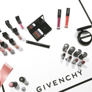 $27起 入控油哑光棒Givenchy 2018新品 气垫高光,四色眼影等