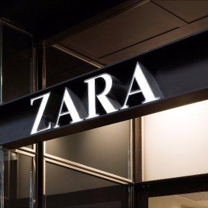 3月14日开卖预告:Zara 澳洲官网 线上商城