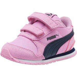 包邮 童鞋$11.99起 超多史低即将截止:Puma官网 儿童商品全部低至5折+额外6折网络周一热卖,连Tinycottons合作款都参加