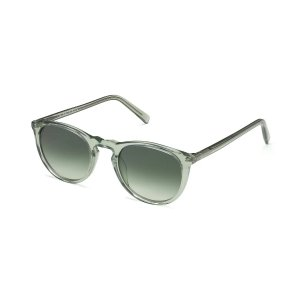 Haskell Sunglasses in Aloe Crystal for Women