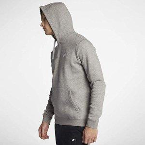 $27Nike Sportswear Club 男士连帽卫衣外套