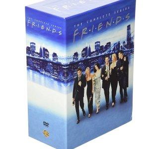 $59.59(原价$112.99)史低价:美剧《Friends 老友记》DVD版 在冬日重温回忆是一种小美好