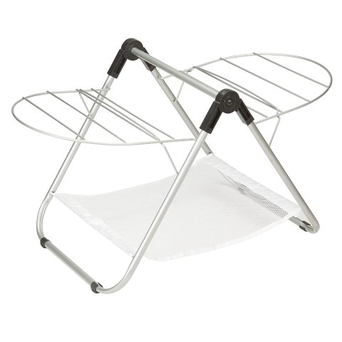 Honey-Can-Do Tabletop Gullwing Drying Rack, 16.9W x 29H