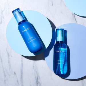 Today Only: Get a Water Bank Eye Gelwith any Water Bank Essence purchase @ Laneige