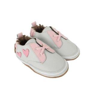 RobeezHeartbreaker Baby Shoes, Soft Soles