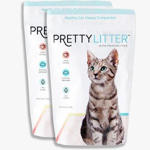 Pretty Litter Cat Litter 2 Bags