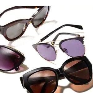 bf42607d588e Women's Luxury Brand Sunglasses @Saks Off 5th Up to 78% Off+Buy 1 ...