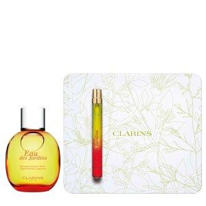 Clarins柑橘调~花园之水